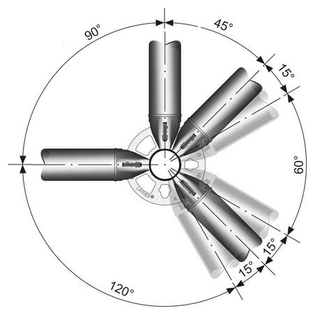 Конектор на модулно скеле