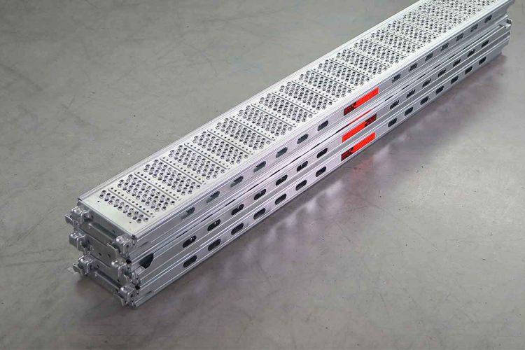 U-пътека стомана LW (Lightweight), 4.14 m