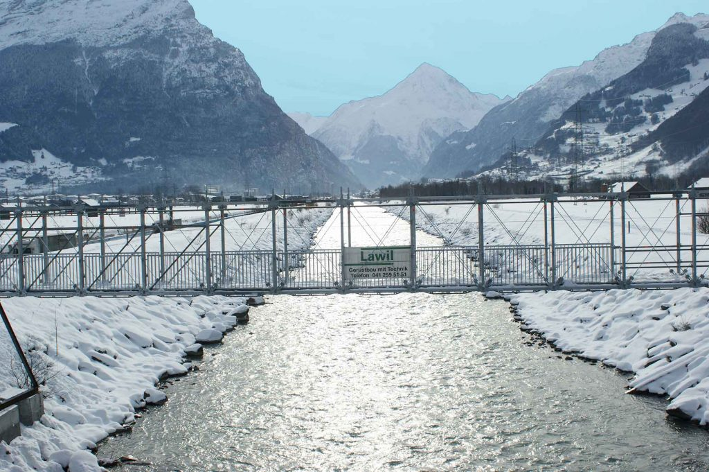 Мостова система Allround