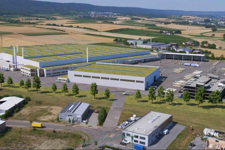 Стартира строежът на новия завод за скеле системи Layher